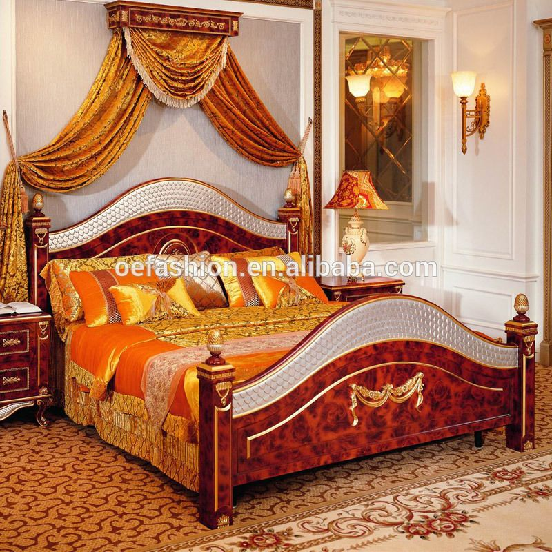 Oe Fashion French Style Romantic Wooden Frame Designs Double Wedding Bed View Wedding Bed Oe Fashion Product Det Furniture Styles Romantic Style Frame Design