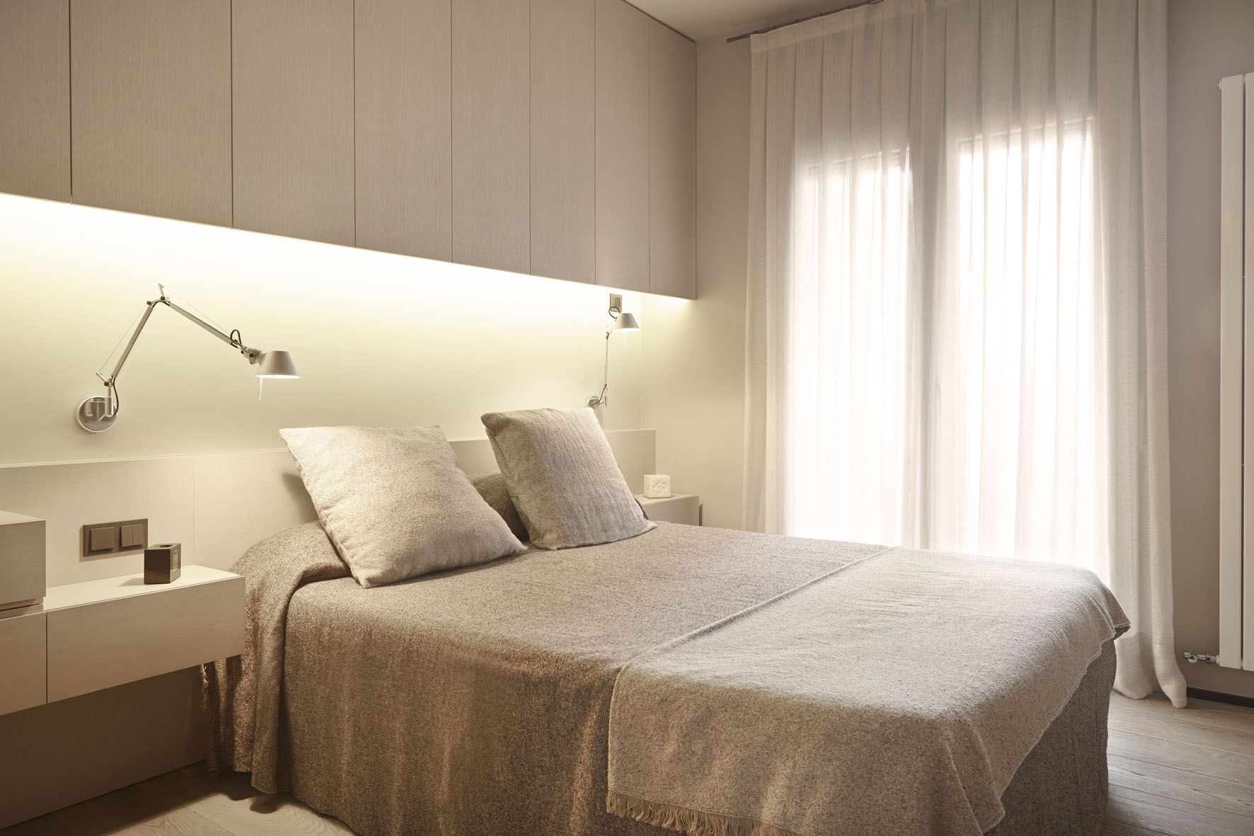 Menos espa o mais arruma o para quartos de reduzida dimens o uma boa alternativa para ganhar - Cama sobre armario ...