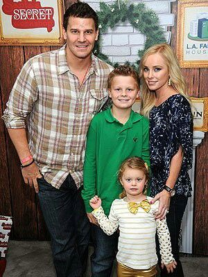 David Boreanaz and his family (With images) | David ...