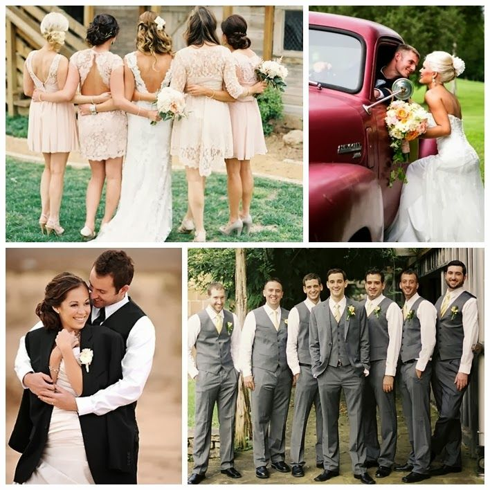 Must Have Wedding Picture List