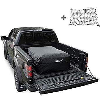 AmazonSmile Tuff Truck Bag Black Waterproof Truck Bed