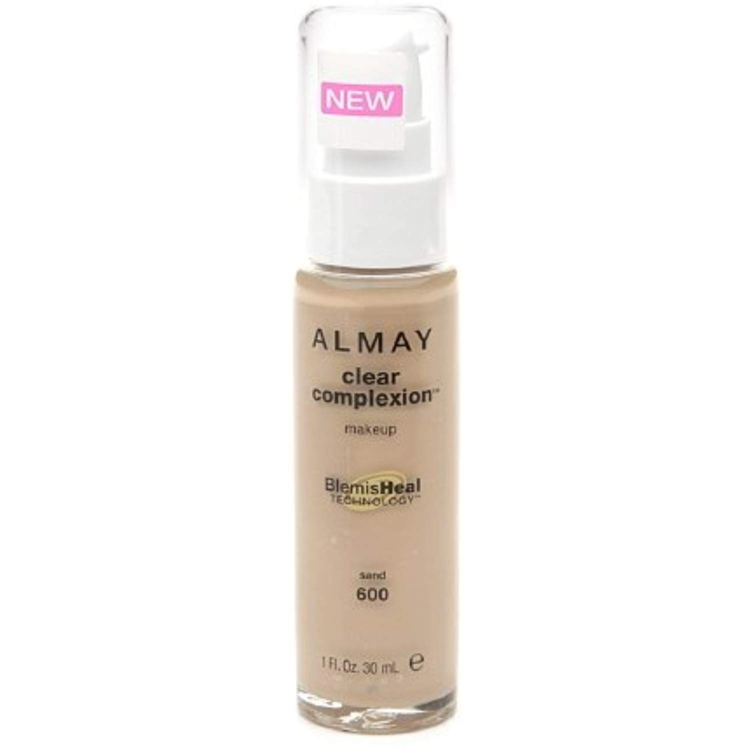 871a19a1d Almay Clear Complexion Makeup, Sand [600] 1 oz (Pack of 2) * You can find  more details by visiting the image link. (This is an affiliate link) #makeup