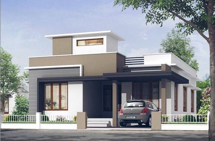 Pin By Architects On Exterior Design Small House Elevation