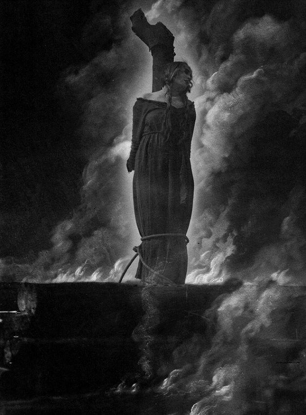 Eva May in The Count of Charolais (1922, dir. Karl Grune)