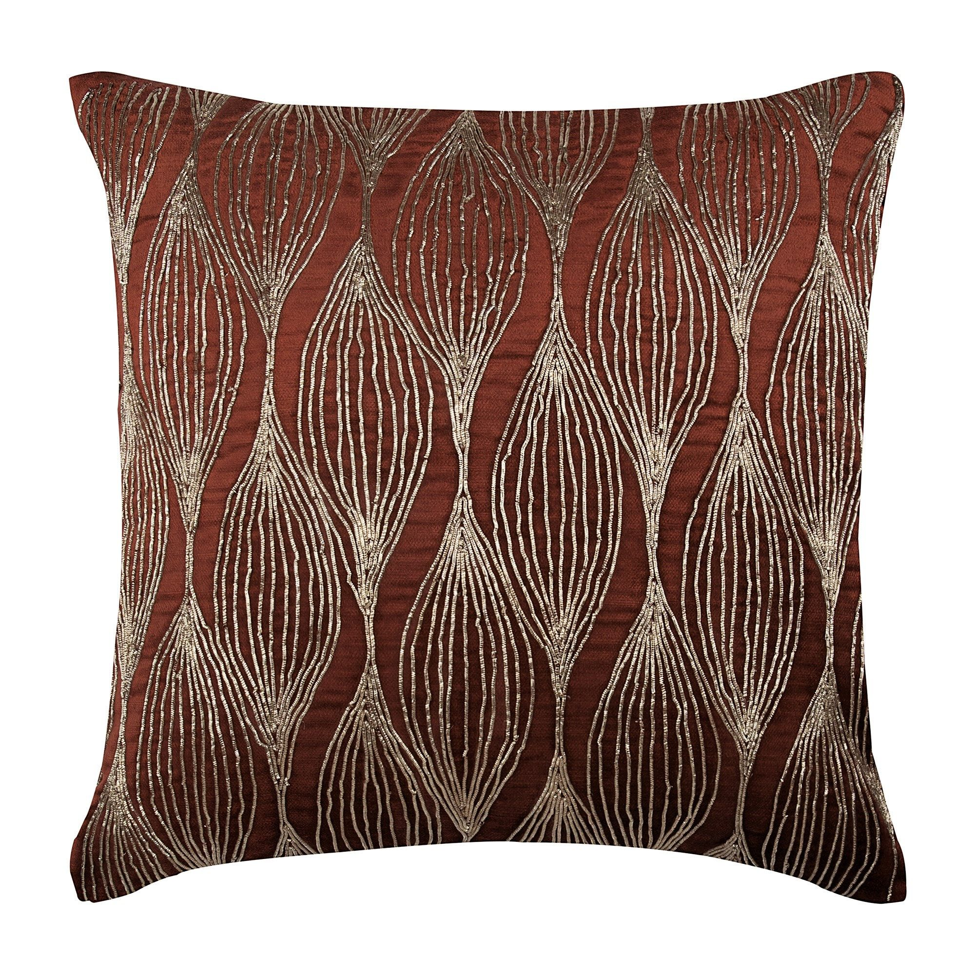 Decorative Toss Pillow Cover 16x16