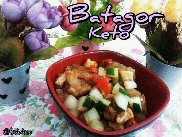 Resep Batagor Ketofriendly Ketofy Debm Bakso Tahu Oleh Briiviian Ketofood Resep Masakan Resep Bakso