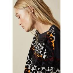 Photo of Leopard und Streifenpullover Ted BakerTed Baker