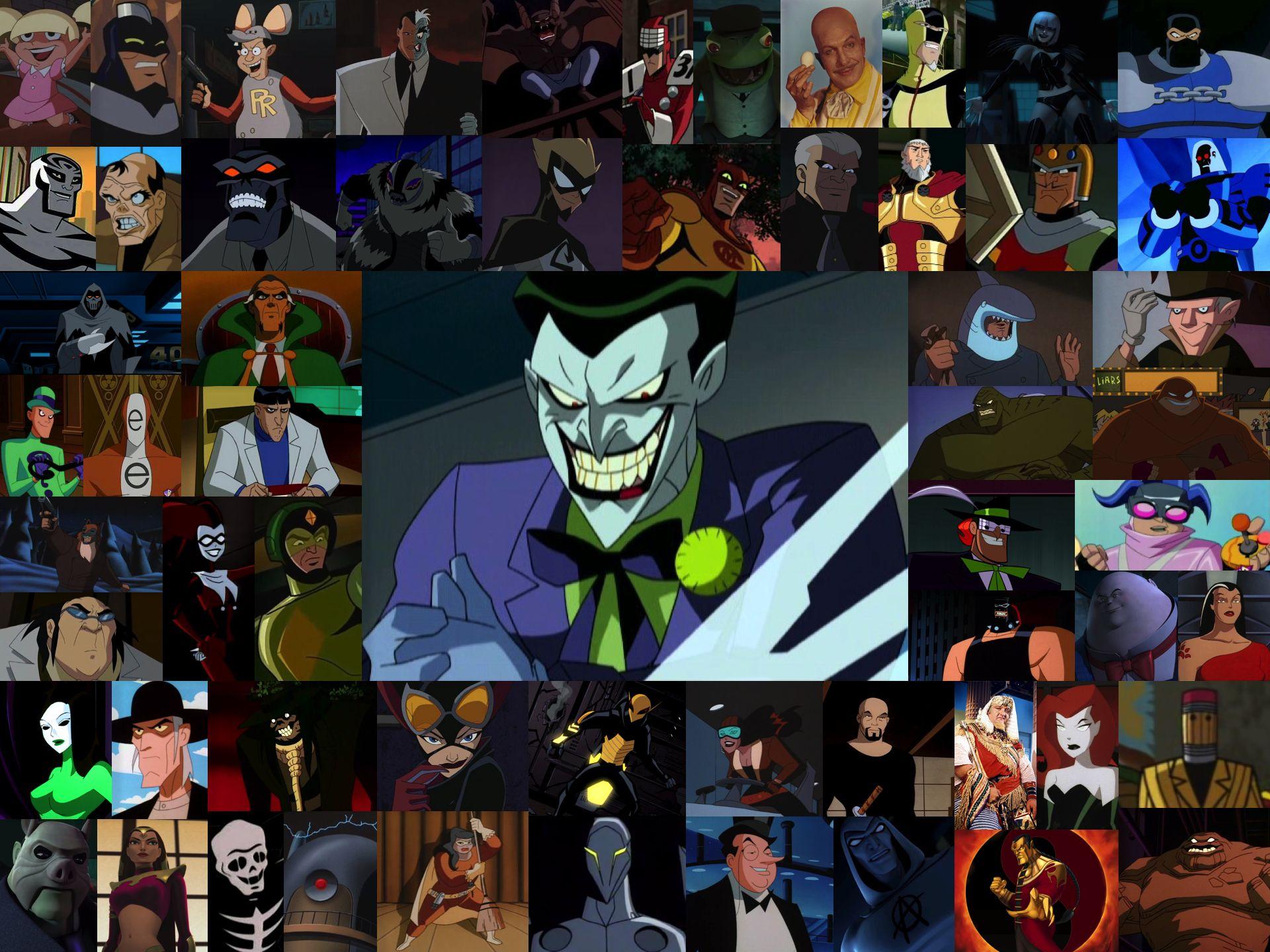 Batman Villains Legion472 Deviantart Dc Heroes Gotham