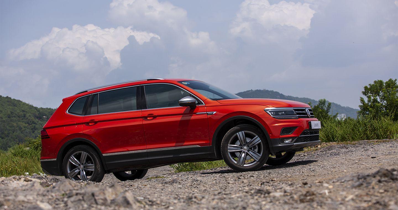 Hơn Bản Thường 120 Triệu Vw Tiguan Allspace Luxury được Nang Cấp Những Gi Volkswagen Mercedes Benz Xe Cộ
