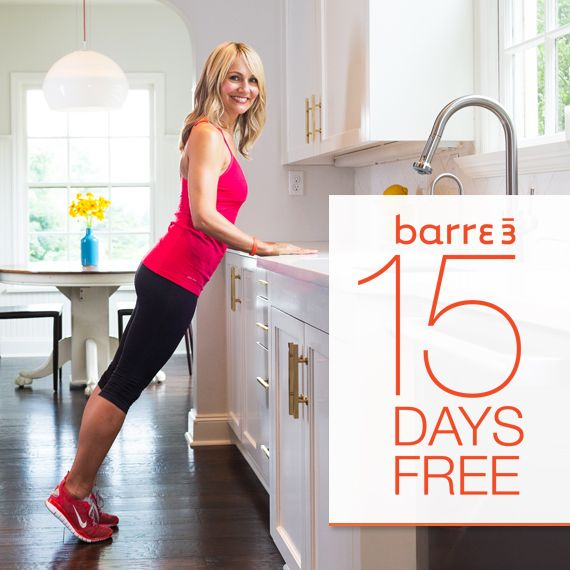 Pilates Pro Chair Tones Your Body Fitness Gizmos: Free Trial To Barre3 Online Workouts
