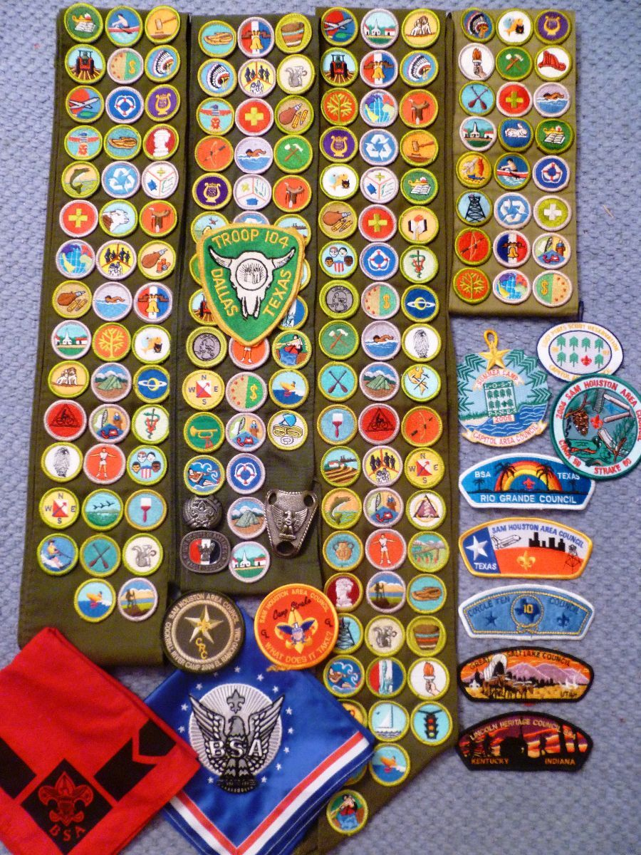 1000+ images about Boy Scout Embroidered Patches on Pinterest ...