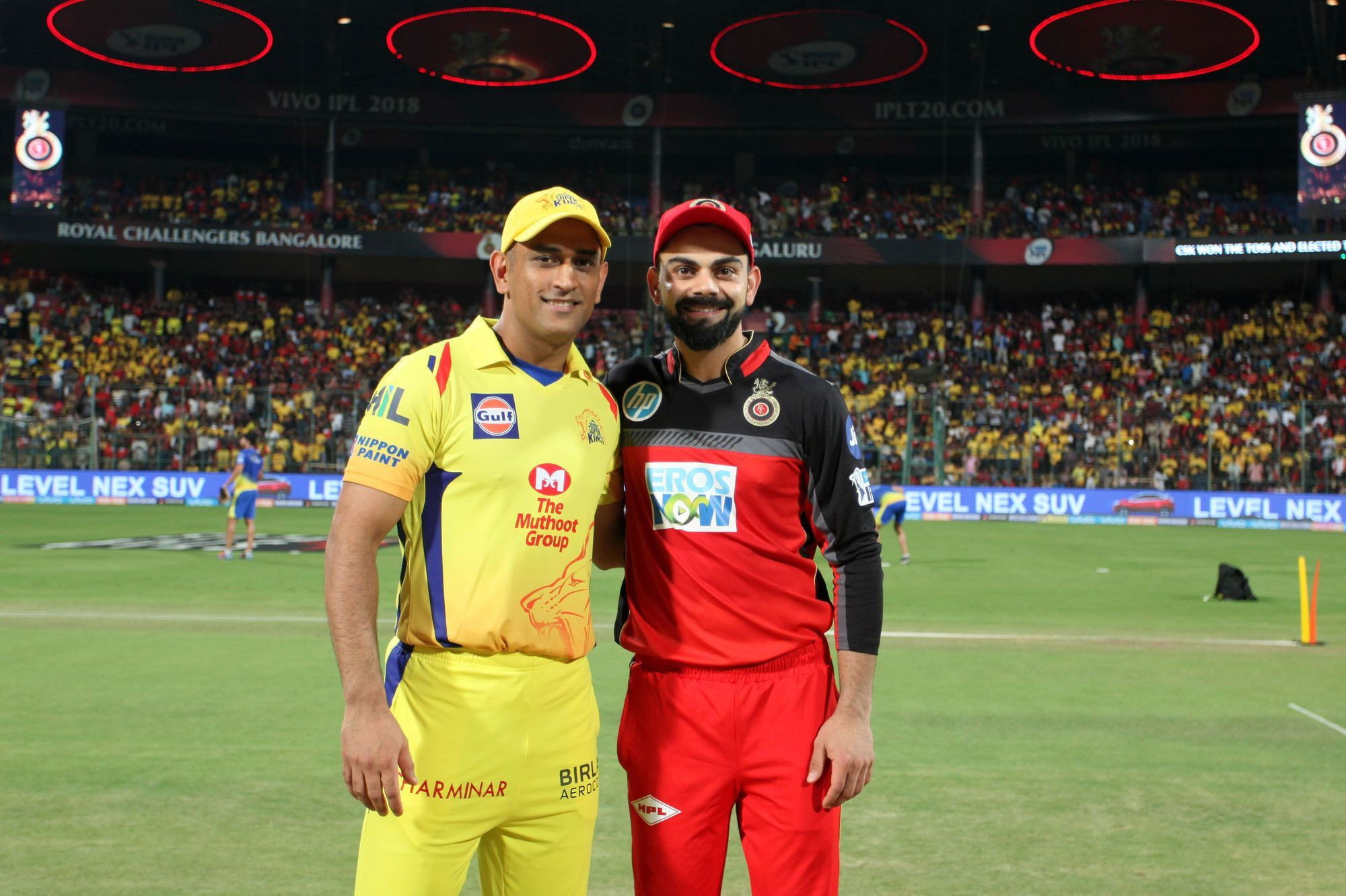 Csk Vs Rcb Head To Head In Indian Premier League Matches 22 Csk Won 14 Rcb Won 7 No Result 1 Csk Ipl Royal Challengers Bangalore Cricket In India