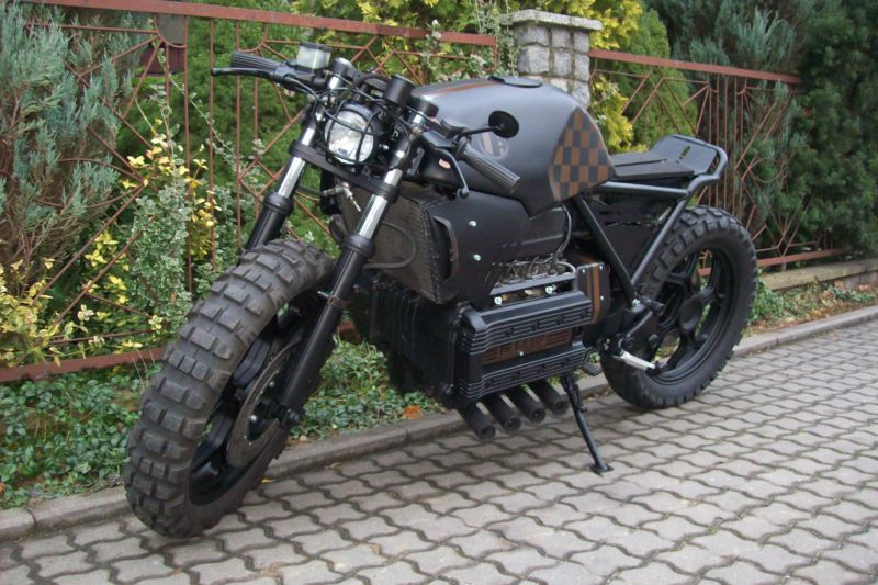 bmw k100 scrambler cafe racer motorcycles bmw k100. Black Bedroom Furniture Sets. Home Design Ideas