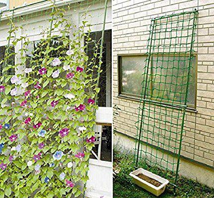 Nylon Trellis Netting Plant Support for Climbing Plants,Garden Vine Trellis Net