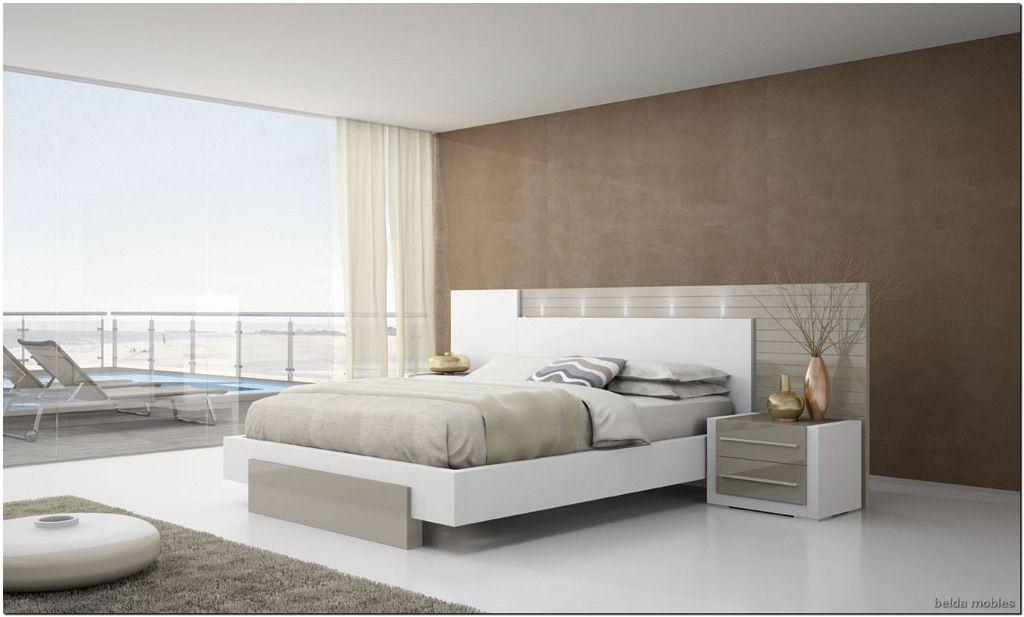 Dormitorios modernos para el hogar muebles dormitorio for Decoracion habitacion matrimonio moderna