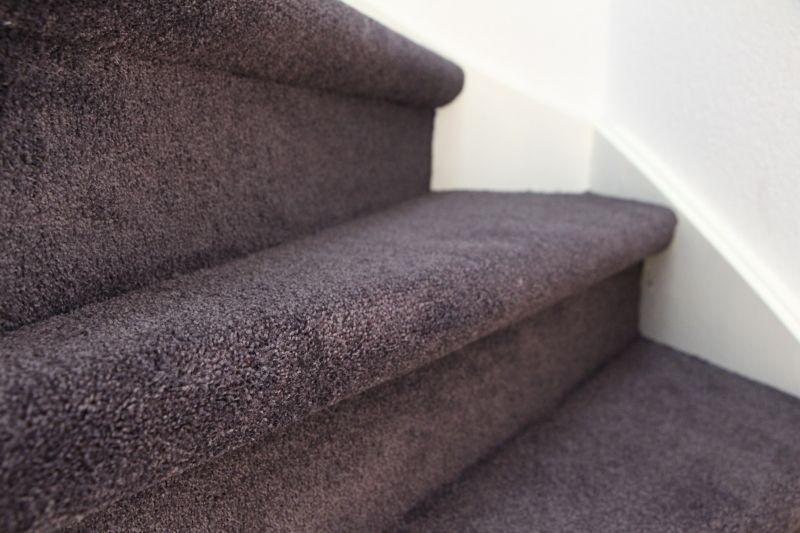 Trap bekleden met tapijt home pinterest trap voor het huis en met