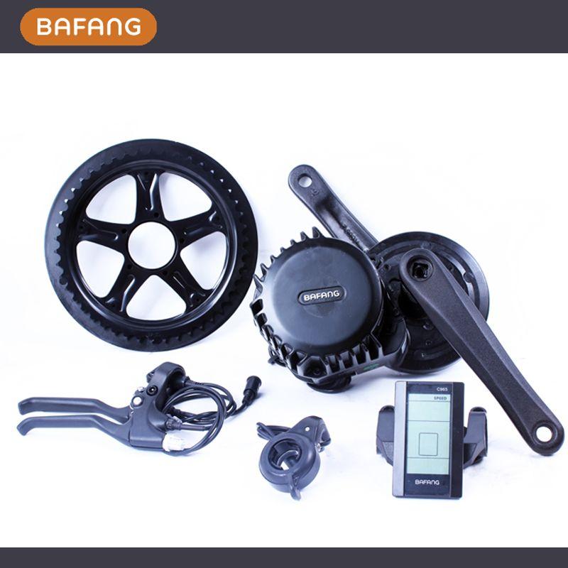 BAFANG 48V 1000W BBSHD ebike Mid-Drive Motor Electric Bicycle Conversion Kit