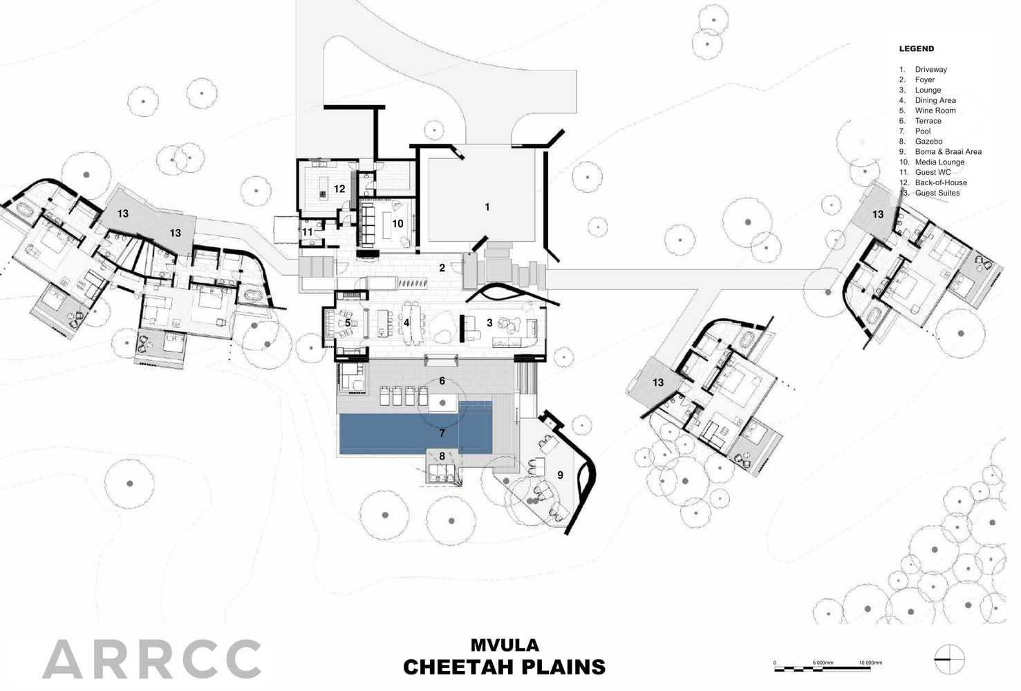 Gallery Of Cheetah Plains Lodge Arrcc 24 Lodges Design Safari Lodge Game Lodge