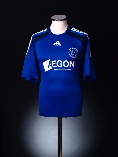 0f63fa717 Ajax Away Shirt 2008-2009