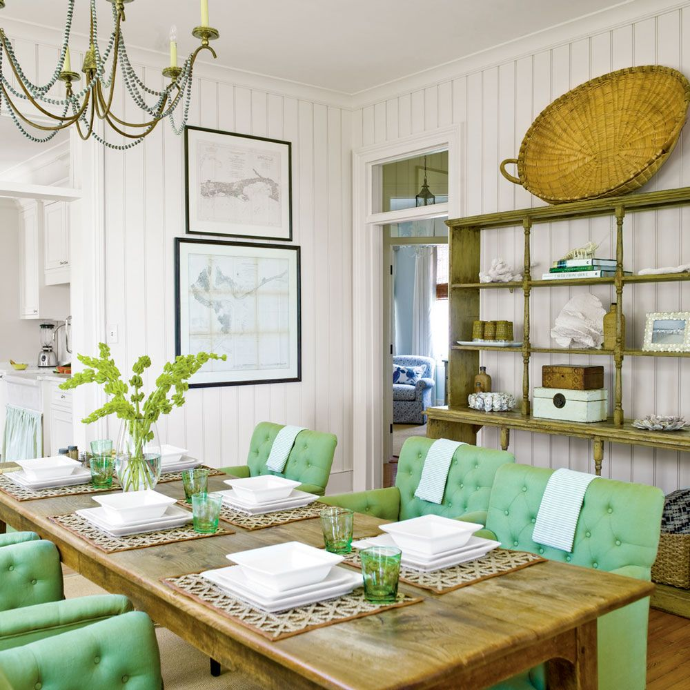 Green Home Design Ideas: 22 Cottage Decorating Ideas