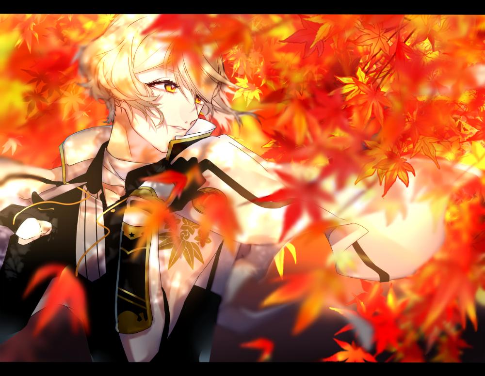 刀剣乱舞 Autumn. おやきのイラスト Anime, Art