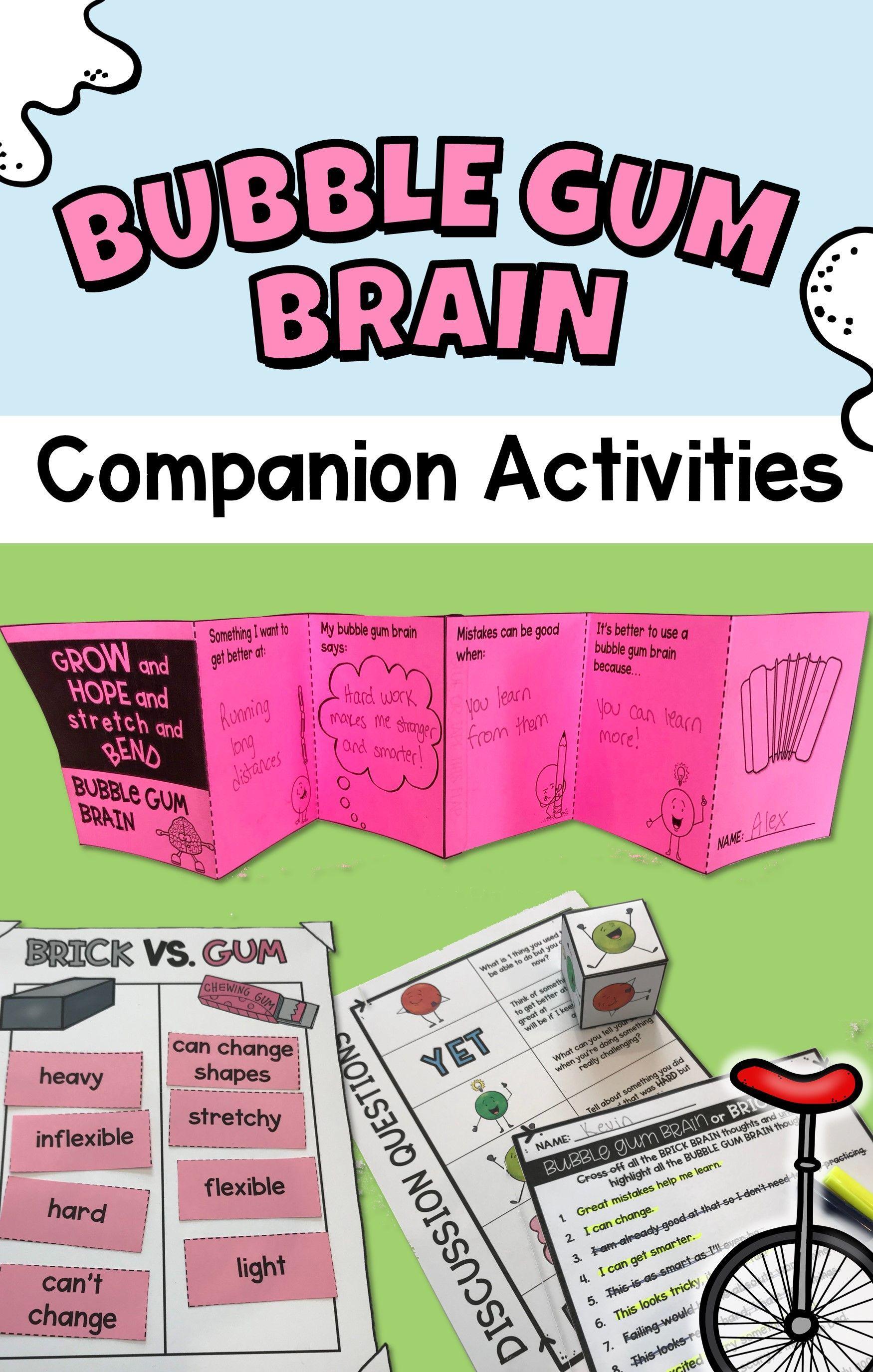 Bubble Gum Brain Companion