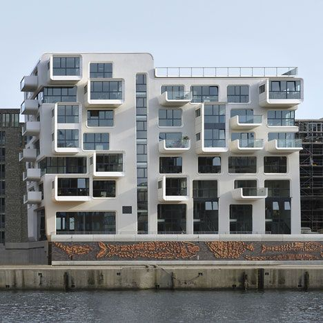 Modern Architecture Europe baufeld 10love architecture/ redevelopment of the port of