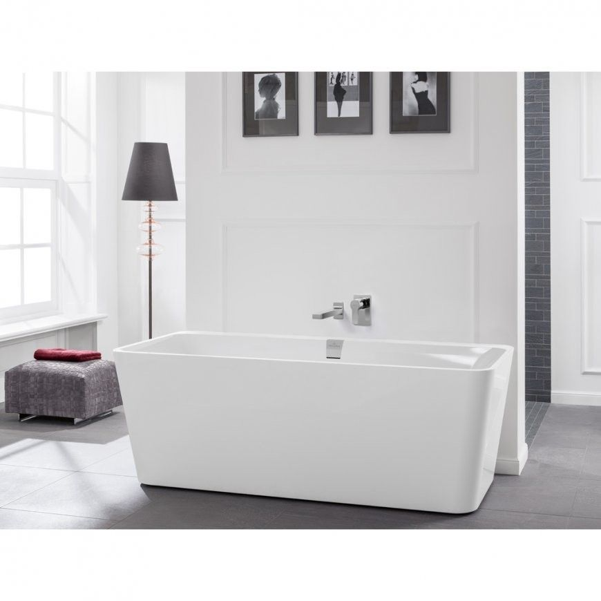 Squaro Badewanne Freistehend Villeroy Boch Von Villeroy Boch Badewanne Freistehend Bathroom Bathtub Villeroy Boch