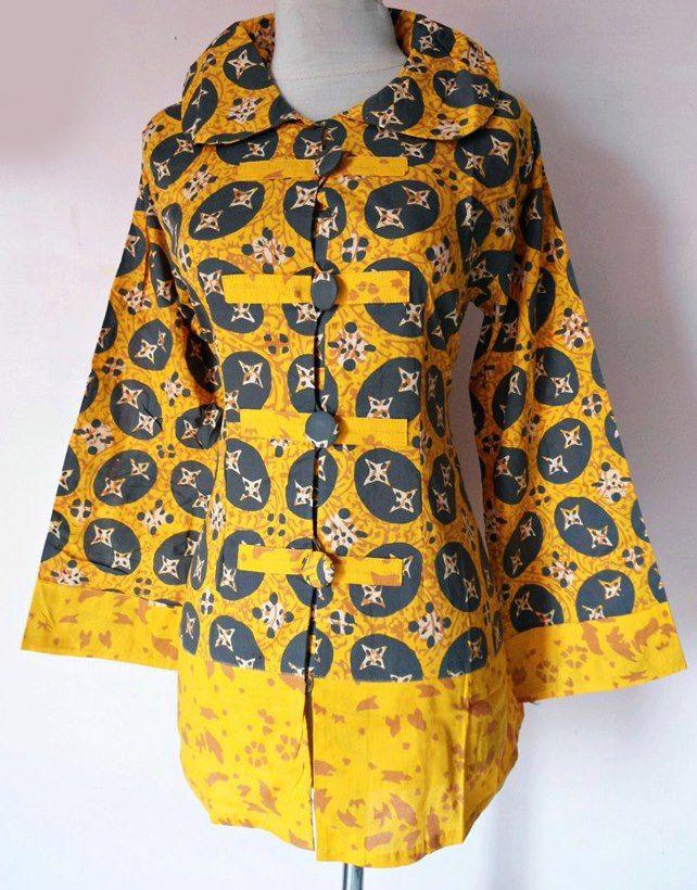 Model Baju Batik Wanita Untuk Kerja  63028017f6