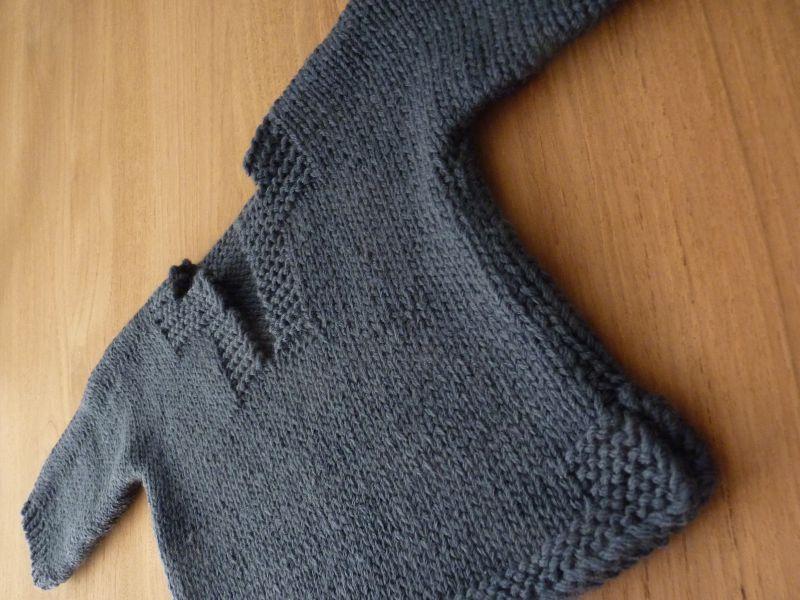 732668e632d05 modèle gratuit tricot pull 18 mois