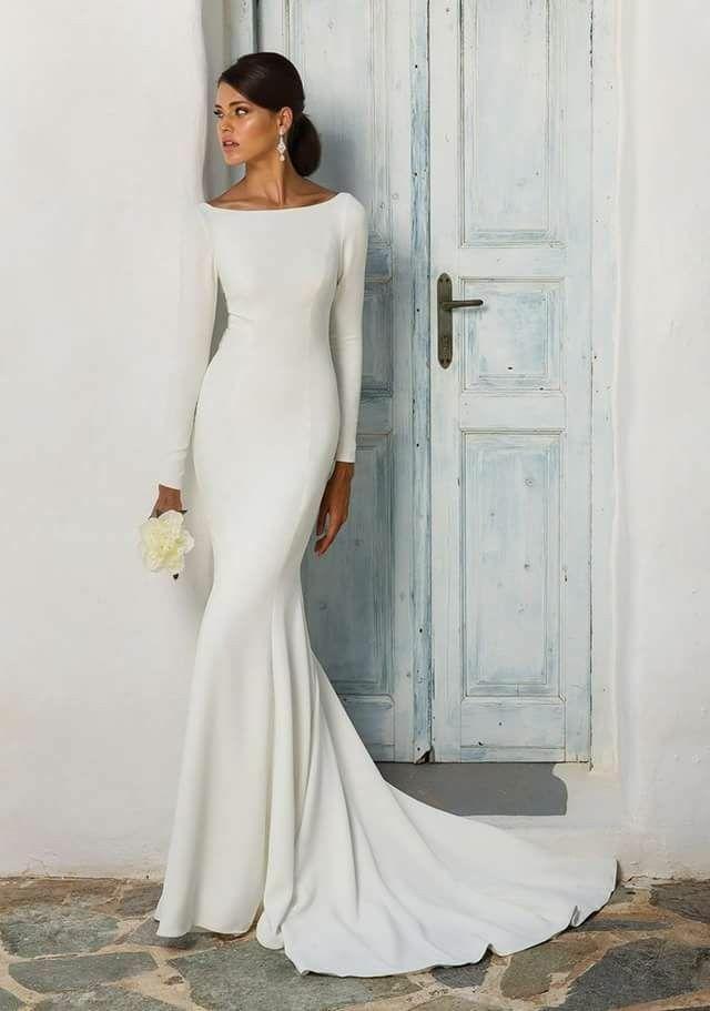 pin de melina lepe en si | pinterest | vestidos de novia, de novia y
