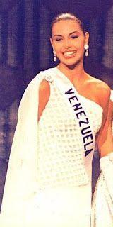 MONARCAS DE VENEZUELA: Miss Venezuela 1993