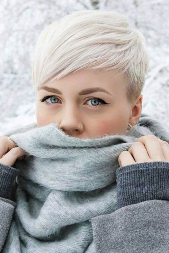 35 Best Short Hairstyles For Round Faces in 2020 |