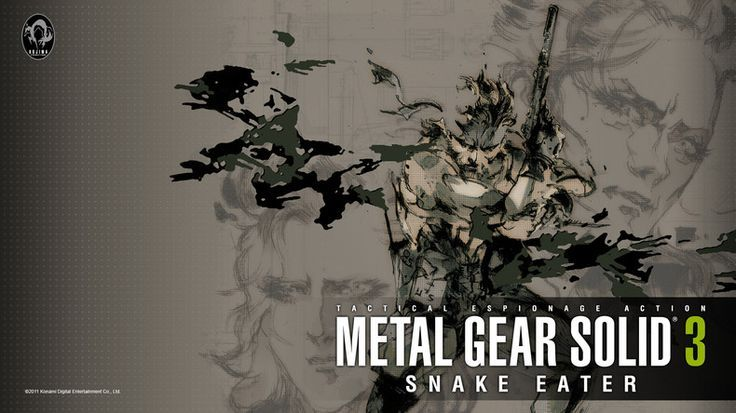 Metal Gear Solid 3 Snake Eater Wallpapers HD Wallpaper 005