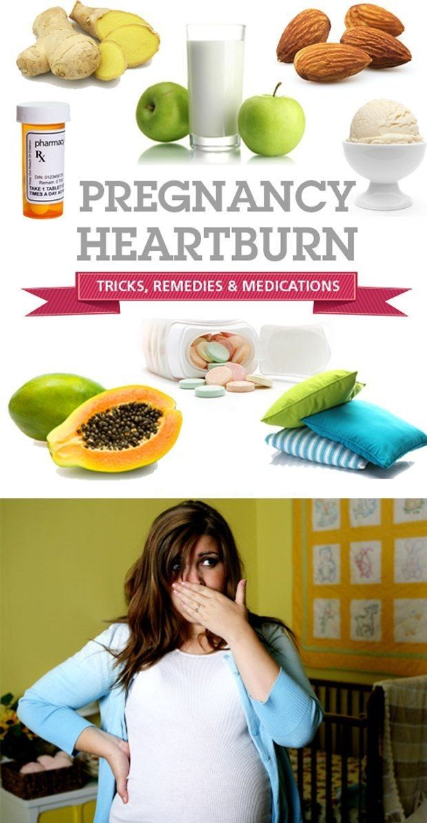 Home Remedies For Heartburn During Pregnancy Pregnancy