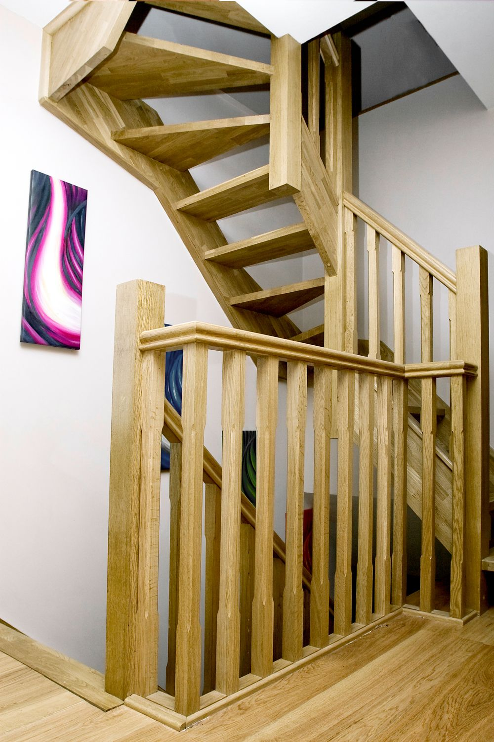 Stairs With Images Stairs Oak Stairs Attic