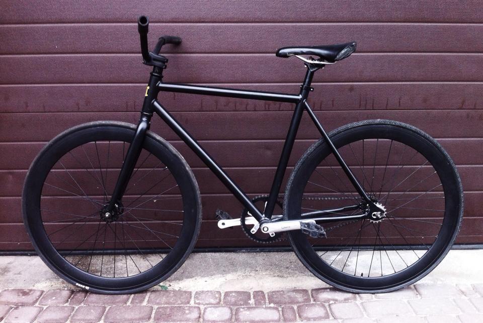 Ostre Kolo Fixed Gear Czarny 5206899246 Oficjalne Archiwum Allegro Urban Bike Bicycle Bike