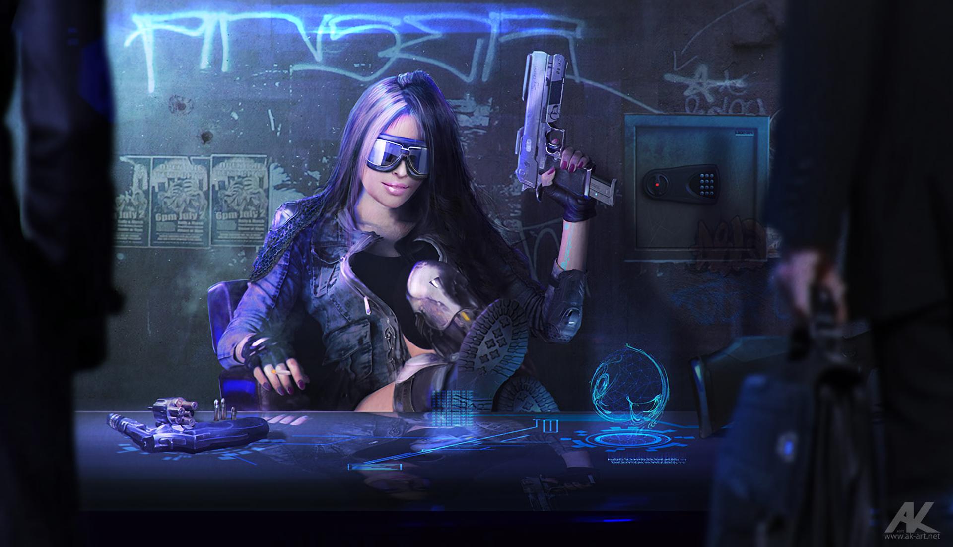 Wallpapers Id 888319 Cyberpunk Shadowrun Cyberpunk Character