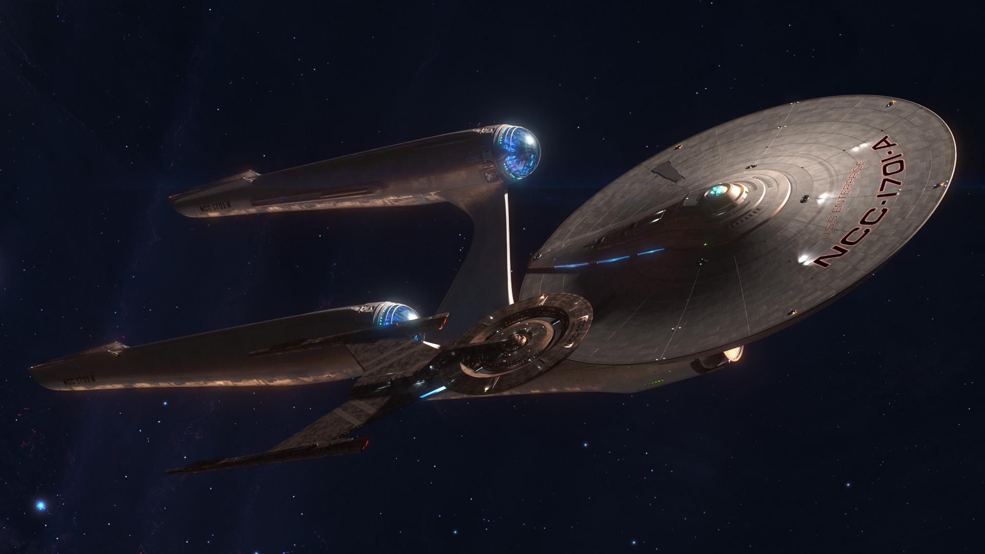 Artstation Uss Enterprise A Meets Uss Discovery Andrew Gavrilov Star Trek Starships Star Trek Art Star Trek Enterprise Ship