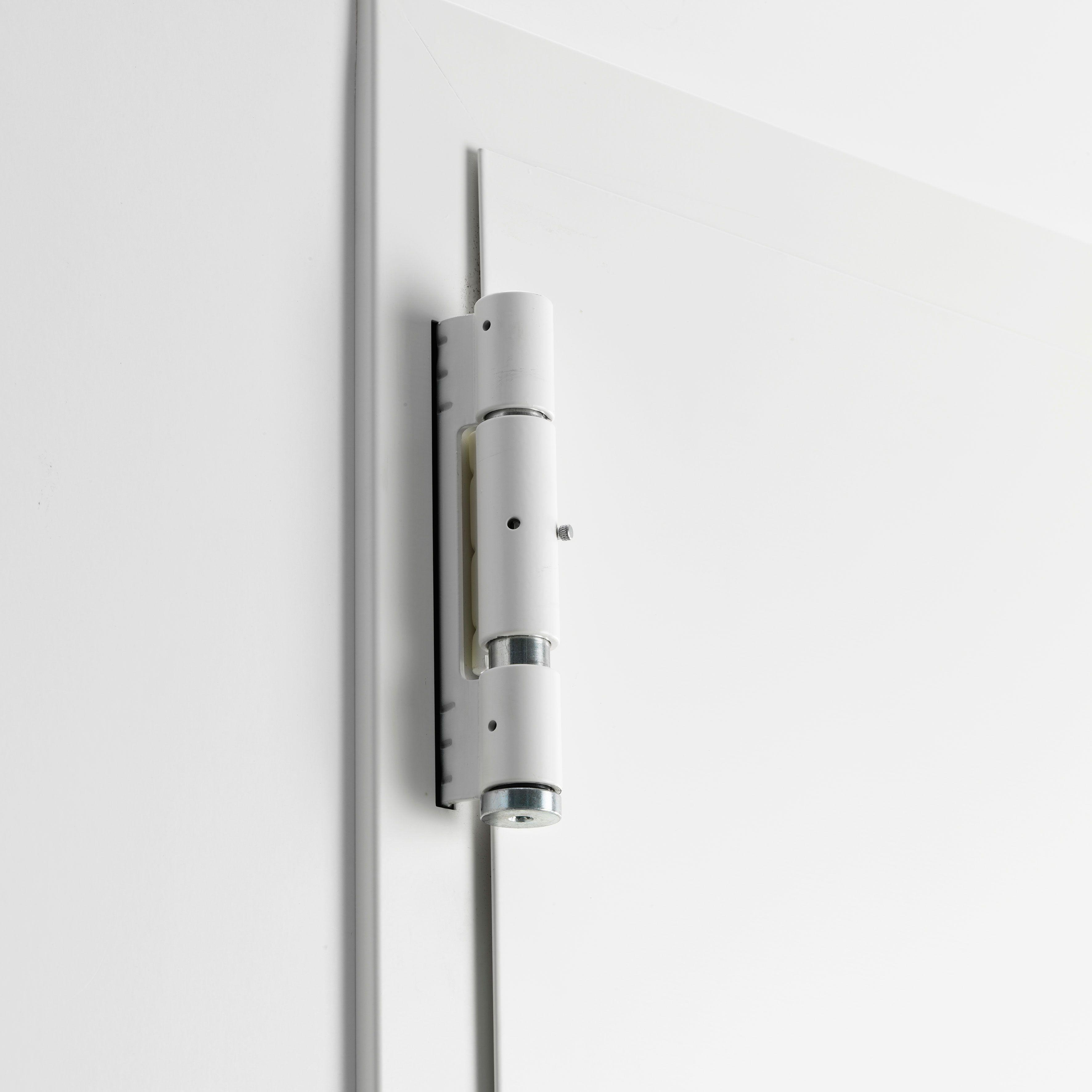 Steel door Swedoor WxH: 90×210 mm, Right – Installation / stand …