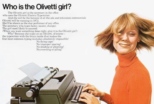 ¿Qué pasó con Olivetti?