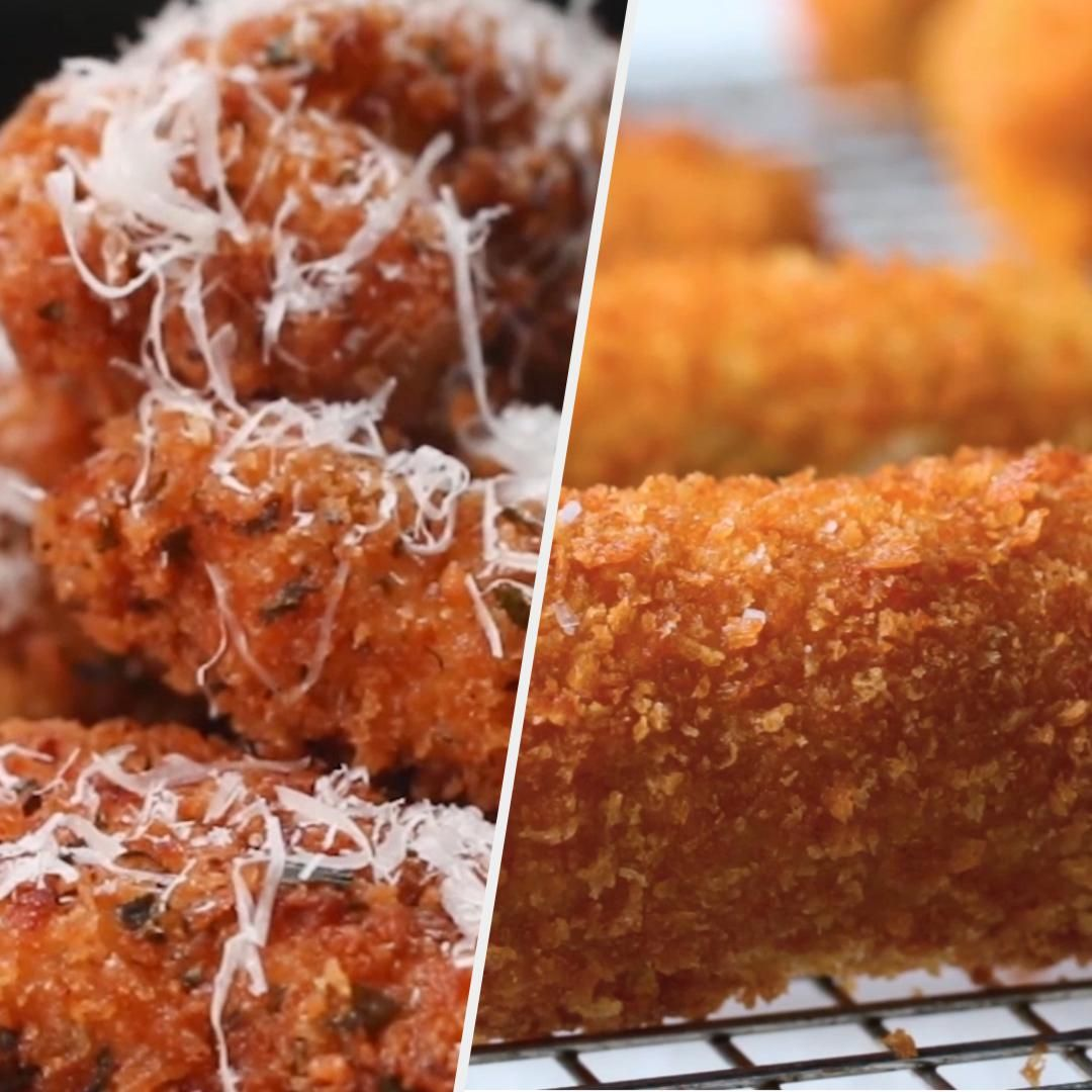 Crispy Fried Snacks To Make For Your Next Game Night
