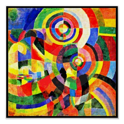 Poster-Classic/Vintage-Robert Delaunay 16