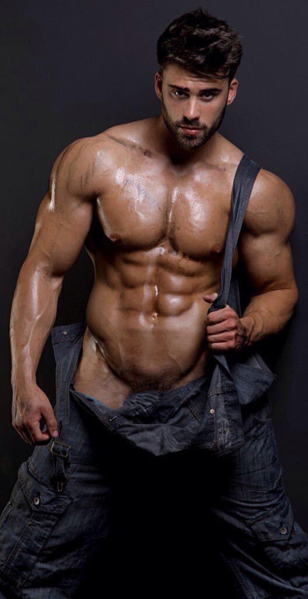 Italian Stallion  Man Candy  Muscle Men, Men, Muscle Hunks-1472
