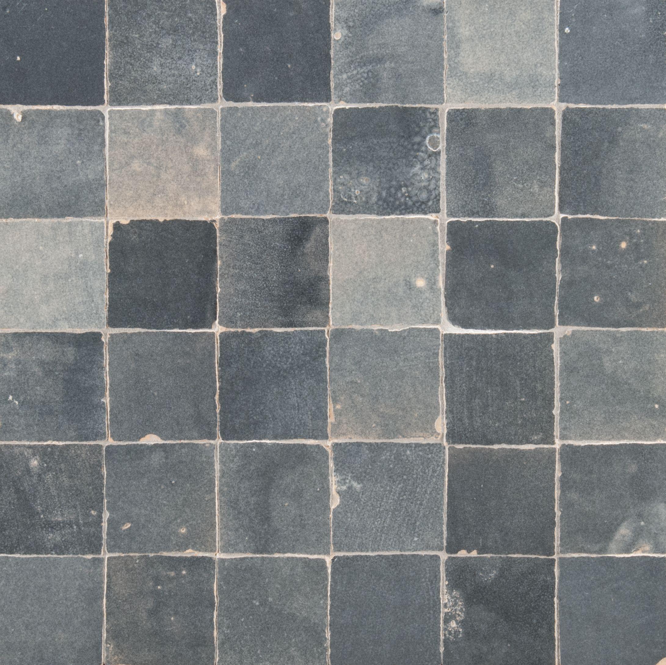 """Ann Sacks Mosaic Bathroom Tile: ANN SACKS Idris 2"""" X 2"""" Terra Cotta Mosaic In Pearl Grey"""