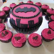 girl batman cakes Batman Birthday Cakes on the Huggies Birthday