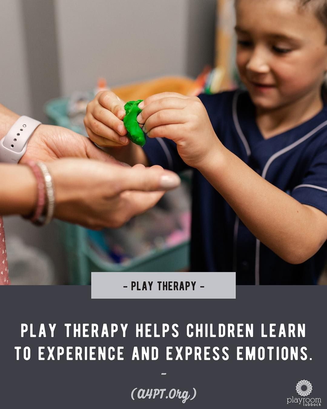 Play Therapy Makes A Difference Not An Actual Client Pictured Therapy Play Therapy Kids Learning