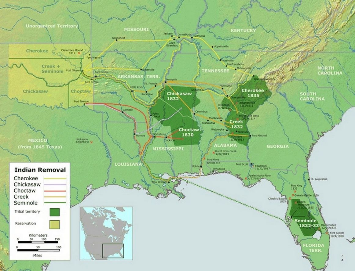 native american tribes map migrations native