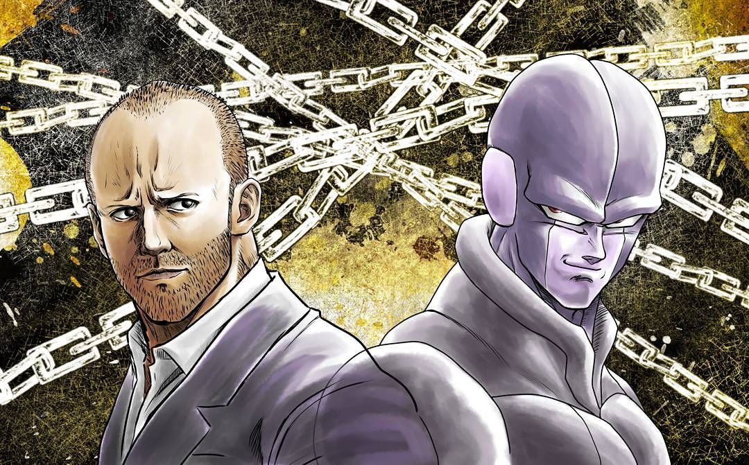 The Voice Actor Of Jason Statham And The Voice Actor Of Hit Are One