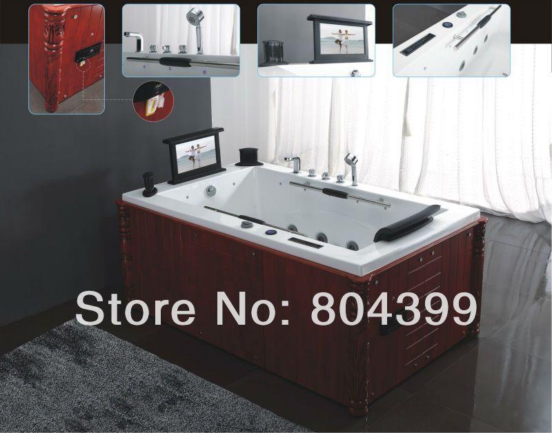 Freestanding bathtub/massage bathtub/whirpool bathtub,jet whirlpool ...